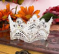 Women's Lace / Rhinestone Headpiece-Wedding / Special Occasion Headbands