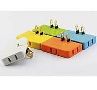 180 Degree Swivel 1 to 3 Power Supply Conversion Plug Slim Wireless JET Socket