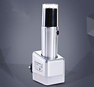 Rechargeable  Dimmable Silver-Gray LED Night Light