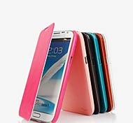 Promotion Eight YL Series Phone Leather Cases for Samsung Note 2 N7100(Assorted Colors)