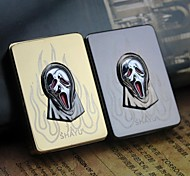SHAYU USB Charging Cigar Lighter - Skull Mask