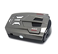 Dual Language Car Radar Detector Anti Laser Alarm Russian/English Voice With Speed Control V9