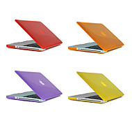 "Hat-Prince Crystal Hard Protective PC Full Body Case for MacBook Pro 13.3"" / 15.4"" (Assorted Colors)"