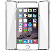 Transparent Hard PC Cover Case for iPhone 6