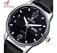 homens Skone marca de luxo relógios de pulso casual para homens