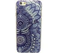 blauen und weißen Porzellan Muster Hülle für das iPhone 6