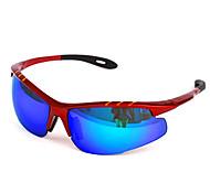 Sunglasses Men / Women / Unisex's Classic / Sports / Fashion Wrap Red Sunglasses / Sports Half-Rim