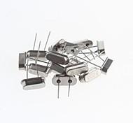 49S-Type Passive Crystal 8MHz (10 Pcs)