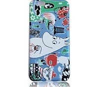 Moomin Tpu Soft Case for iPhone 6/6S