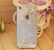Set Auger Flowers PC Hard Shells for iPhone 5/5S