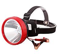 Xinyuanlai Single Mode 1xCree XM-L T6 Waterproof Rechargeable Headlamp(Black,White Light)