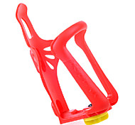 FJQXZ PC Red Adjustable Cycling Water Bottle Cage