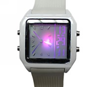 Herrenuhr Sport führte Analog-Digital-Display Multifunktions-