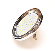 Everbrite G53 7 W 51 SMD 2835 600 LM Warm White AR111 Decorative Spot Lights AC 85-265 / AC 12 V