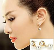 moda pendientes de perlas 5-1
