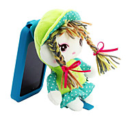 immi® New Fashion Cartoon Doll Design Mobile Phone Case for iPhone 4/4S