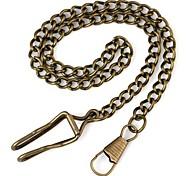 alliage accessoire de porte-clés chaîne (1pc) (3 couleurs)