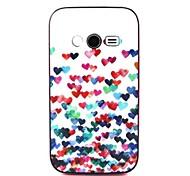 amar patrón cubierta de la caja para Samsung Galaxy Ace 4 g313h