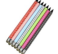 Simple Colored Dots Universal Screen Stylus Pen