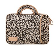 "LISEN 13"" 14"" 15"" Leopard grain Protective Sleeve Laptop Computer Handbag (Assorted Colors)"