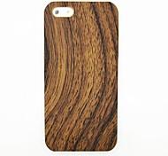 Holzmaserung PC Schutzhülle für iPhone 5/5 s