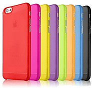 PP Thin thin mobile phone protection shell for iPhone 6 (Assorted color)