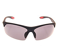 Sunglasses Men / Women / Unisex's Classic / Sports / Fashion / Sunglass Style Rectangle Black Cycling Half-Rim