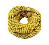recém-chegados lã estilo moda inverno malha lenço atacado das mulheres