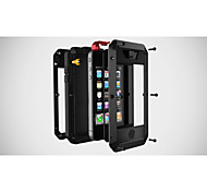 RJUST  IP67 Rating and Support  metal Case for iPhone 4 / 4S (Assorted Colors)