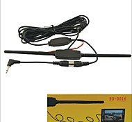 BO-0016 Car VHF-H/UHF Digital TV Active antenna Booster Aerial