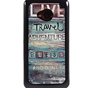 Live Travel Design Aluminium Hard Case for HTC M7