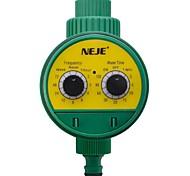 neje timer de água auto eletrônico controlador de sistema de irrigação que molha