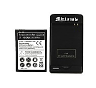 Minismile™ US Plug USB Battery Charger with 2800mAh Battery for Samsung GALAXY S4 MINI / I9190  (1 Battery + 1 Charger)