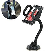 Flexible Car Mount Windshield Holder for iPhone 4S/5/5S/6 Plus and Others