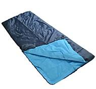 Outdoor Camping Polyester Sleeping Bag - Dark Blue