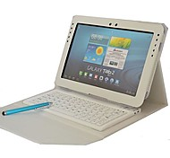 """10.1"""" Tablet Case with Bluetooth Keyboard for Samsung N8000(Assorted Colors)"""
