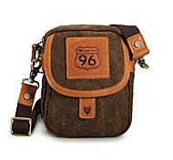 Harryson Außen ein-Schulter Kameratasche zufällige Farbe (15 * 7 * 20)