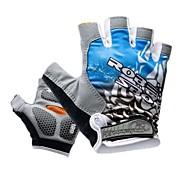 WEST BIKING® Bicycle Bike Half Finger Sports Mittens Summer Spring Anti-skidding Breathable Cycling GEL Gloves For Men