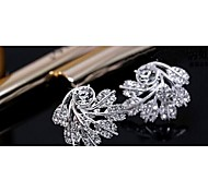 Love Is Your Fashion Leaf Stud Earring