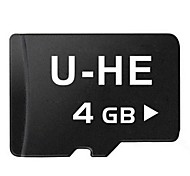 UHE 4GB Class 10 Micro SD TF Memory Card