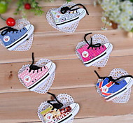Shoes Shaped NotePad (random delivery)