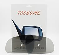 toshome filme anti-reflexo para os espelhos retrovisores externos para audi a3 2012