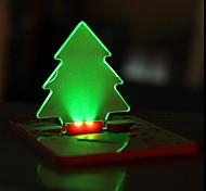 Christmas Tree Design Led Clip Card Light(Random Light Color)