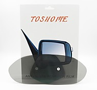 TOSHOME Anti-glare Film for Outside Rearview Mirrors for AUDI S7 2013-2015