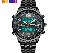 SKMEI  Fastion LCD Multifunctional Digital Sports Waterprof  Wrist Watch