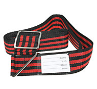 Luggage Belt Strap without Number Lock Travel Needed(4M-Length)