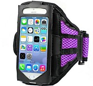 Cell Phone Bag / Armband Racing / Leisure Sports / Traveling / Cycling/Bike Waterproof / Wearable / For  Iphone6/ Multifunctional N/A L Green / Purple