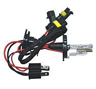 Carking™ AC 12V 55W HID Xenon Conversion Kit with Slim Ballast--H4-2
