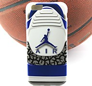 Air Jordan Sneakers Design Part III Tpu Soft Case for iPhone 6S/6 Plus(Assorted Colors)