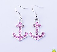 HIWU® Fashion European style Hook Earrings (1 Pair)